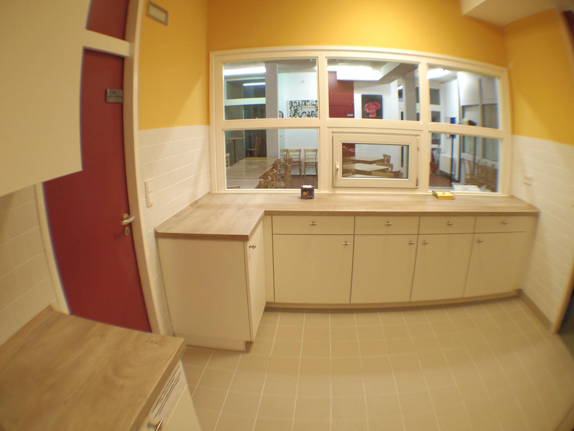 Raum 6 Küche