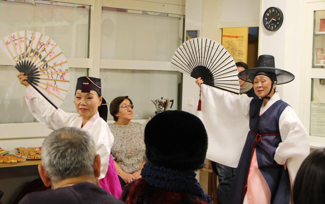 Koreanischer Krankenschwestern und -pfleger